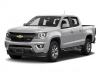 New, 2018 Chevrolet Colorado 4WD Z71, Gray, 18C1148-1