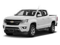 "New, 2018 Chevrolet Colorado 4WD Crew Cab 128.3"" Z71, White, 181611-1"