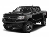 Used, 2018 Chevrolet Colorado 4WD ZR2, Black, GP4471-1