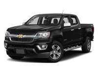 "New, 2018 Chevrolet Colorado 4WD Crew Cab 140.5"" LT, Black, 181503-1"
