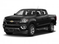 "New, 2018 Chevrolet Colorado 4WD Crew Cab 140.5"" Z71, Black, 181507-1"
