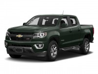 "New, 2018 Chevrolet Colorado 4WD Crew Cab 140.5"" Z71, Green, 181618-1"
