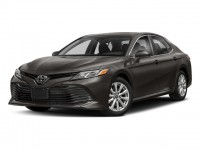 New, 2018 Toyota Camry LE Auto, Gray, 181407-1