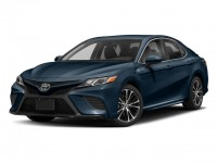 New, 2018 Toyota Camry SE Auto, Green, 18637-1