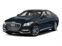 New, 2018 Genesis G80 3.8L AWD, Blue, 181839-1