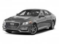 New, 2018 Genesis G80 3.8L AWD, Gray, 181874-1