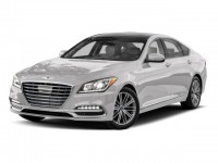 New, 2018 Genesis G80 3.8L AWD, White, 181855-1