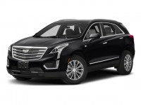 New, 2018 Cadillac XT5 AWD 4-door Luxury, Black, C180103S-1