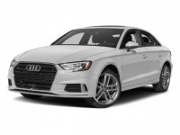 New, 2018 Audi A3 Sedan 2.0 TFSI Premium quattro AWD, White, A18318-1