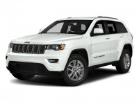 New, 2018 Jeep Grand Cherokee Laredo, White, JJ403-1