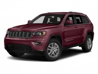 New, 2018 Jeep Grand Cherokee Laredo, Red, JJ366-1