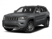 New, 2018 Jeep Grand Cherokee Limited 4x4, Gray, 18841-1