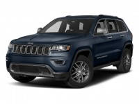 New, 2018 Jeep Grand Cherokee Limited 4x4, Blue, 18807-1