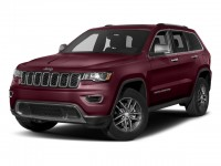 New, 2018 Jeep Grand Cherokee Limited, Red, JJ390-1