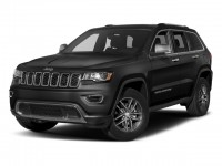 New, 2018 Jeep Grand Cherokee Limited 4x4, Black, 18806-1