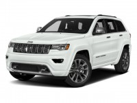 New, 2018 Jeep Grand Cherokee Overland, Other, C18J134-1