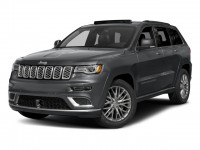 Used, 2018 Jeep Grand Cherokee Summit, Red, C18J344-1