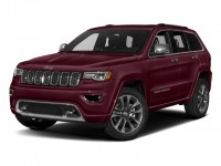 New, 2018 Jeep Grand Cherokee High Altitude, Red, C18J167-1