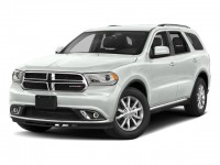 New, 2018 Dodge Durango SXT AWD, White, 18427-1
