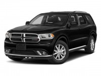 New, 2018 Dodge Durango GT AWD, Black, 18828-1