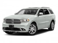 New, 2018 Dodge Durango Citadel AWD, White, 18501-1