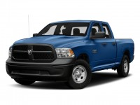New, 2018 Ram 1500 Tradesman, Blue, DJ212-1