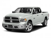 "New, 2018 Ram 1500 Harvest 4x4 Crew Cab 5'7"" Box, White, 18558-1"