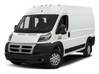 "New, 2018 Ram ProMaster Cargo Van 2500 High Roof 136"" WB, White, 18182-1"