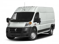 "New, 2018 Ram ProMaster Cargo Van 2500 High Roof 159"" WB, White, DJ361-1"