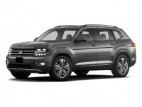 New, 2018 Volkswagen Atlas 3.6L V6 SE 4MOTION, Gray, V18150-1