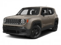 New, 2018 Jeep Renegade Latitude, Black, C18J427-1