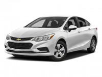 New, 2018 Chevrolet Cruze 4-door Sedan 1.4L LS w/1SB, White, 181546-1
