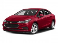 Used, 2018 Chevrolet Cruze LT, Red, 21C206A-1