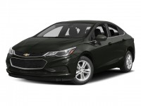 New, 2018 Chevrolet Cruze 4-door Sedan 1.4L LT w/1SD, Gray, 181548-1