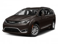 New, 2018 Chrysler Pacifica Touring L FWD, Red, 18668-1