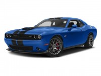 New, 2018 Dodge Challenger SRT 392 RWD, Blue, 18616-1