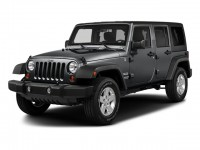 New, 2018 Jeep Wrangler JK Unlimited Freedom Edition 4x4, Gray, 18837-1