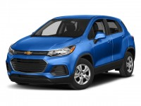 New, 2018 Chevrolet Trax AWD 4-door LS, Blue, 181672-1