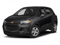 New, 2018 Chevrolet Trax AWD 4-door LS, Black, 181565-1