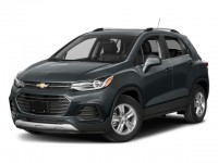 New, 2018 Chevrolet Trax AWD 4-door LT, Black, 181673-1