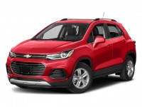 New, 2018 Chevrolet Trax AWD 4-door LT, Red, 257986-1