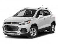 New, 2018 Chevrolet Trax AWD 4-door LT, White, G0873A-1