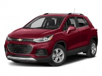 New, 2018 Chevrolet Trax AWD 4-door LT, Red, 257687-1