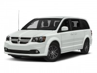 Used, 2018 Dodge Grand Caravan GT, White, P16722-1