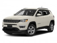 New, 2018 Jeep Compass Latitude 4x4, White, 18796S-1