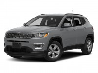 New, 2018 Jeep Compass Latitude, Silver, JJ664-1