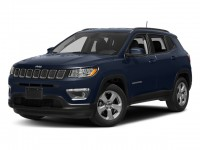 New, 2018 Jeep Compass Limited 4x4, Blue, 18843-1