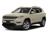 New, 2018 Jeep Compass Limited 4x4, White, 18811-1