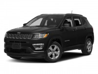 New, 2018 Jeep Compass Limited 4x4, Black, 18799S-1