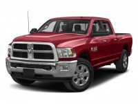 New, 2018 Ram 2500 Big Horn, Red, DJ402-1